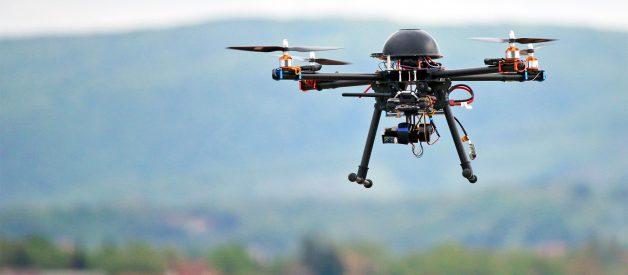 Chụp ảnh công trình thi công bằng flycam chuyên nghiệp tại Hà Nội