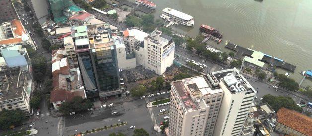 Dịch vụ quay Flycam công trình độc đáo tại Hà Nội