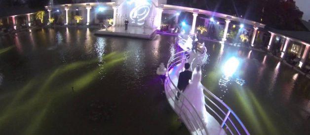 Dịch vụ quay Flyingcam sự kiện tại Hà Nội