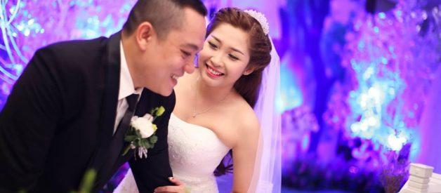 Quay phim cưới bằng flycam tại Hà Nội