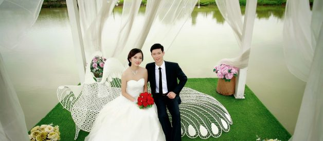 Quay phim đám cưới bằng Flycam tại hà nội giá rẻ bất ngờ